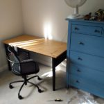 flat pack chest of drawers and desk [location]