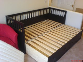 day bed assembly Little Chester