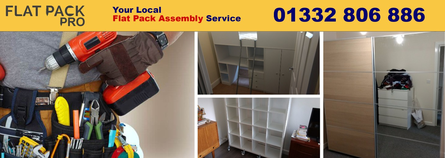easy flat pack furniture Markeaton