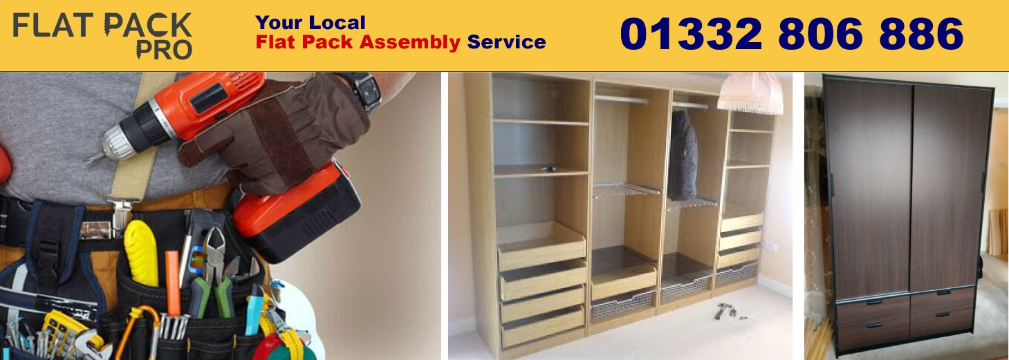 easy flat pack furniture Derby