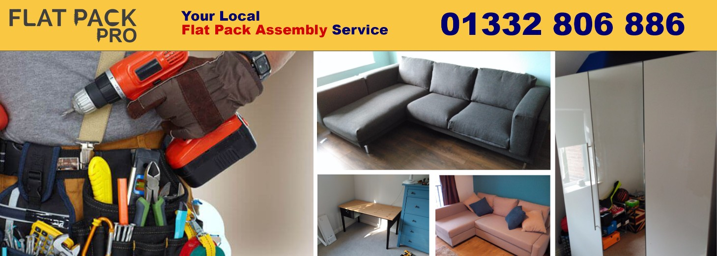 flat pack furniture disassembly Allestree